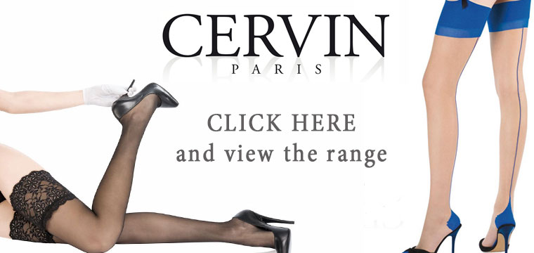 See The Cervin Stockings Range